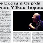 Akdeniz - The Bodrum Cupta Levent Yüksel Heyecanı