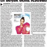 Harbi Gazete - En Büyük Deniz Festivali