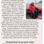 Yacht Türkiye - Türkiyenin İlk ve Tek Okul Gemisindeydik