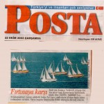 basinda_bodrumcup_2003_Posta-22.10.2003