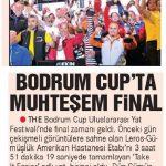 Hürriyet - The Bodrum Cupta Muhteşem Final